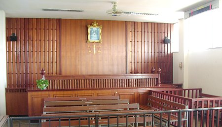 Courtroom Drama in Thailand