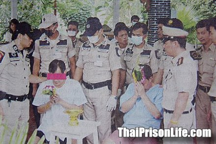 Two Prisoners Executed in Thailand