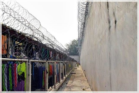 No Mans Land in a Thai Prison
