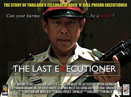 Movie Posters for The Last Executioner